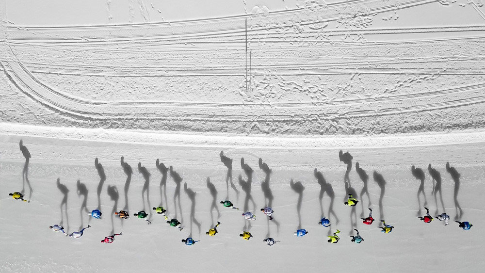Drone Awards 2018 Skating Shadows