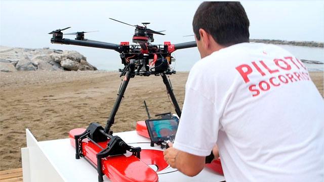 drones socorrista droneswelove