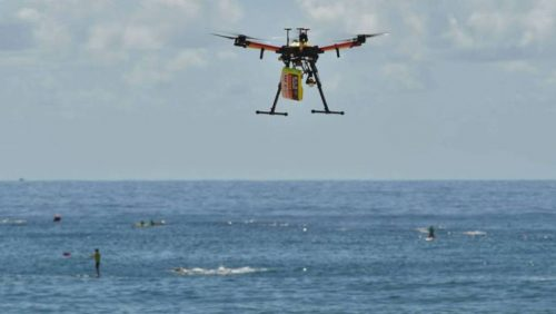 drone mar droneswelove