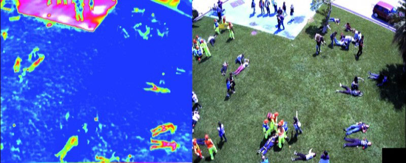 imagen termografica droneswelove
