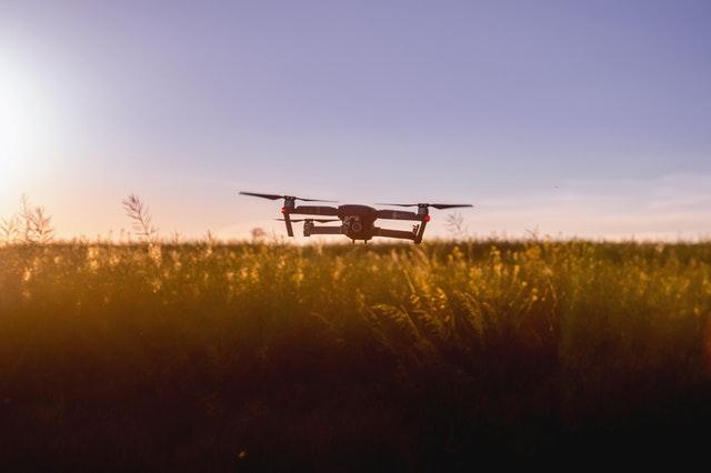 inspeccion de cultivos con drones